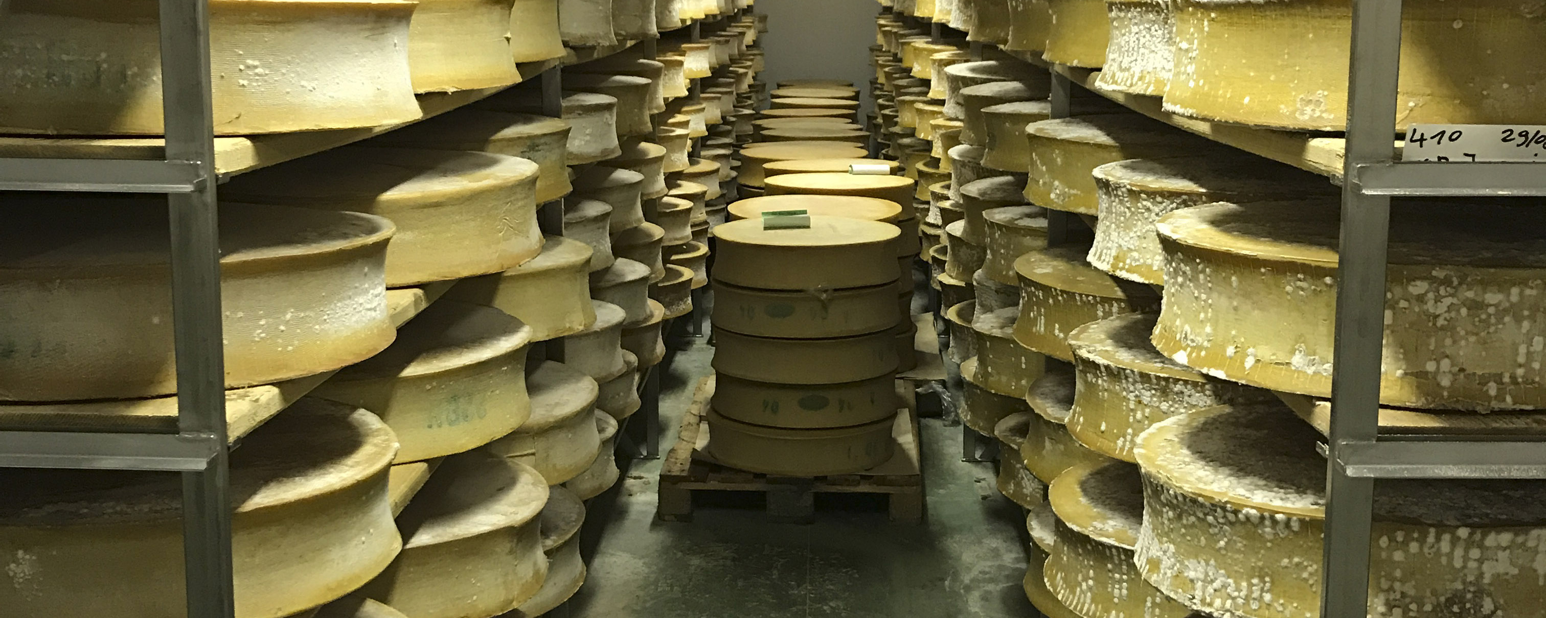chambre froide conservation fromage