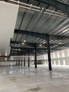 panneaux isothermes plafonds suspente